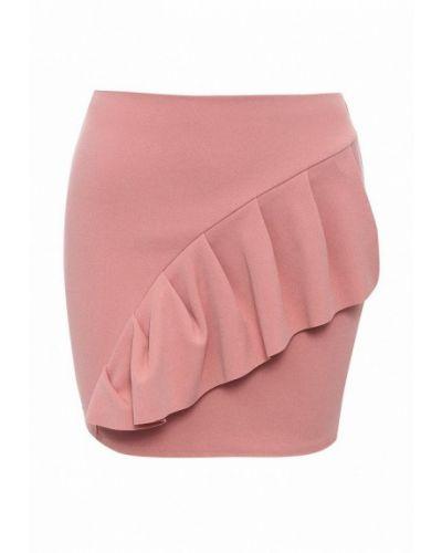 Розовая юбка Edge Street