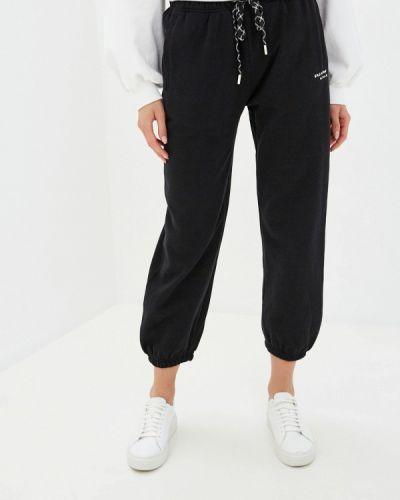 Спортивные черные спортивные брюки Sela