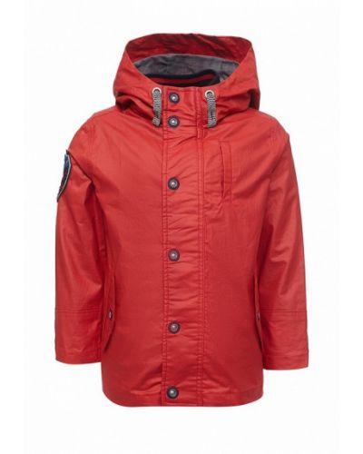 Пальто красный Catimini