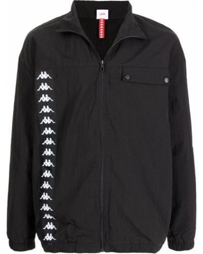Черная куртка на шпильке Kappa