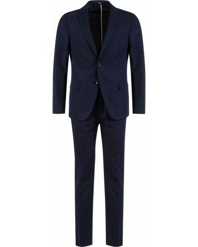 Хлопковый костюм - синий Joop!