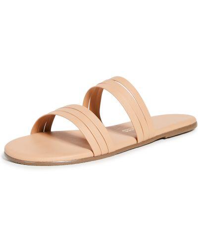 Кожаные сандалии Tkees
