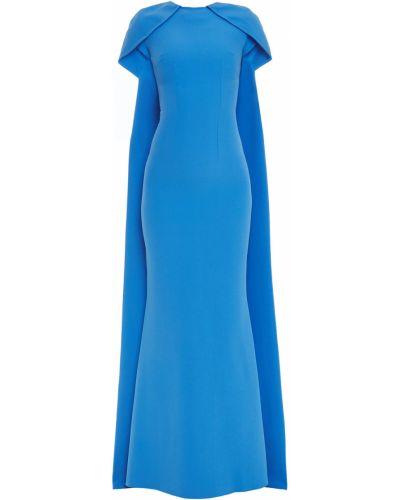 Niebieska sukienka Safiyaa