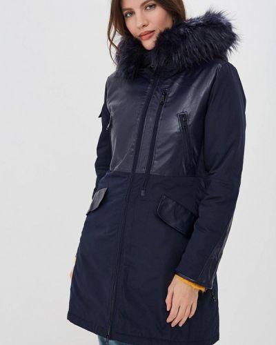 Желтая куртка Laura Jo