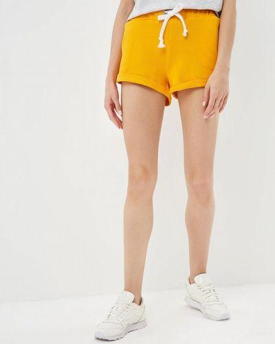 Желтые шорты Jennyfer