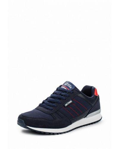 Синие кроссовки Zenden Active
