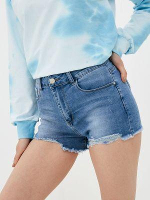 Синие джинсовые шорты G&g