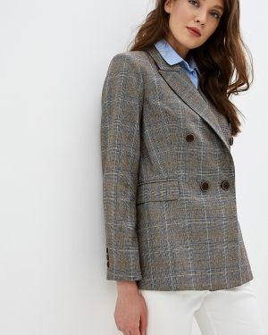 Пиджак - коричневый Clabin