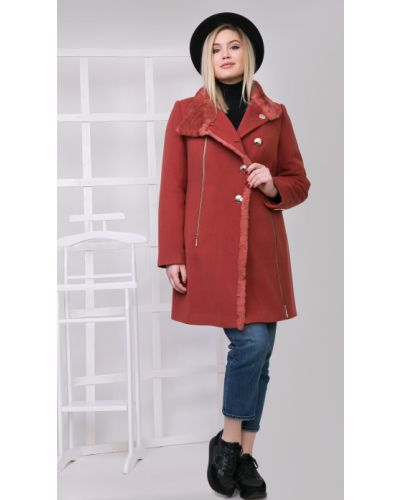 Утепленное пальто Sergio Cotti
