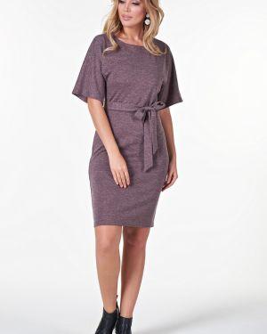 Платье макси с поясом платье-сарафан Valentina