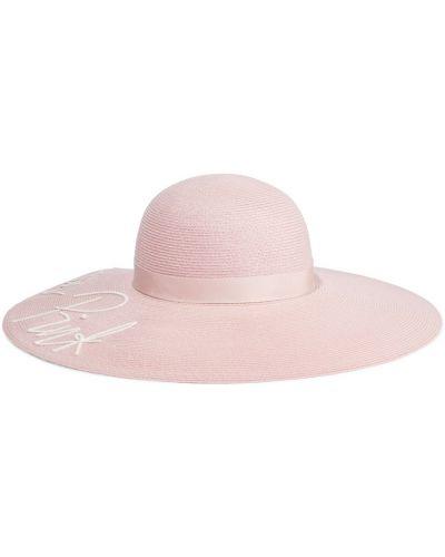 Хлопковая шапка - розовая Eugenia Kim