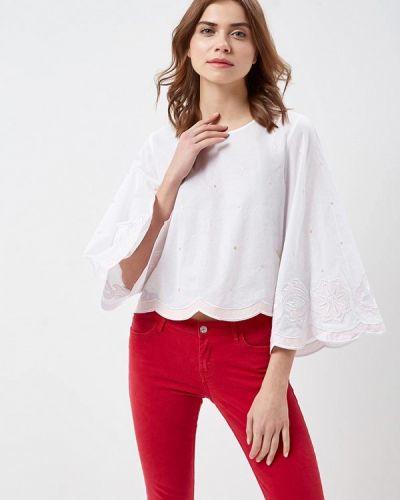 Белая блузка Silvian Heach