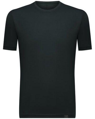 Зеленая итальянская футболка Capobianco