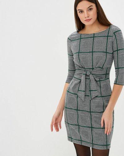Платье - серое Trucco