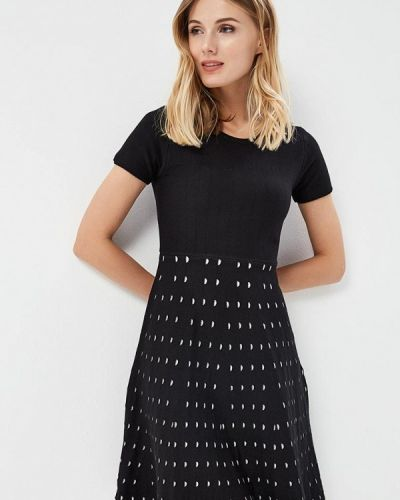 Платье черное Trucco