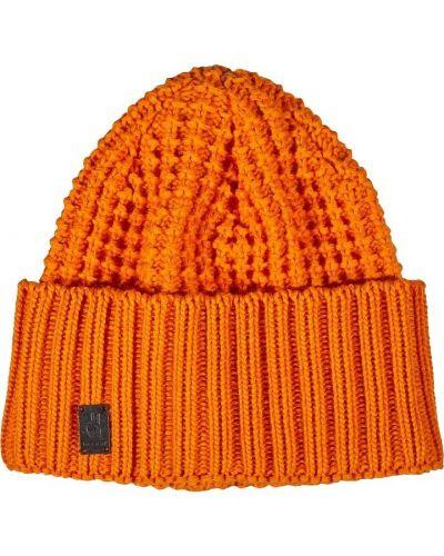 Вязаная шапка - синяя Seger