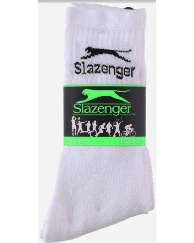 Носки - белые Slazenger