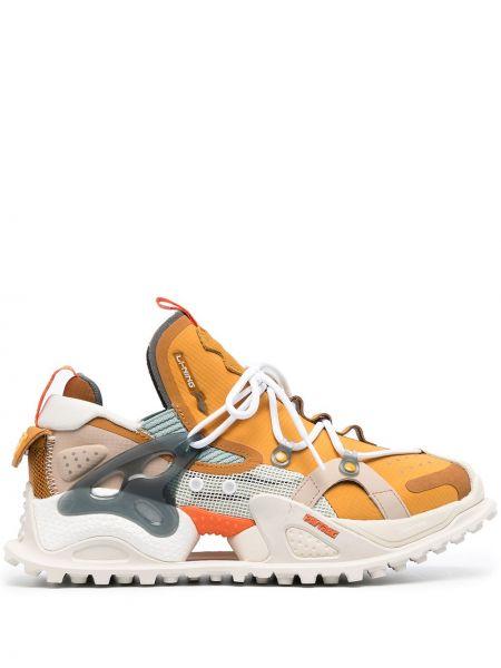 Кроссовки на шнуровке Li-ning