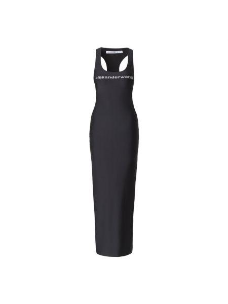 Czarna sukienka Alexander Wang