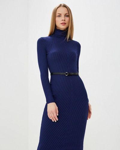 Платье - синее Karen Millen