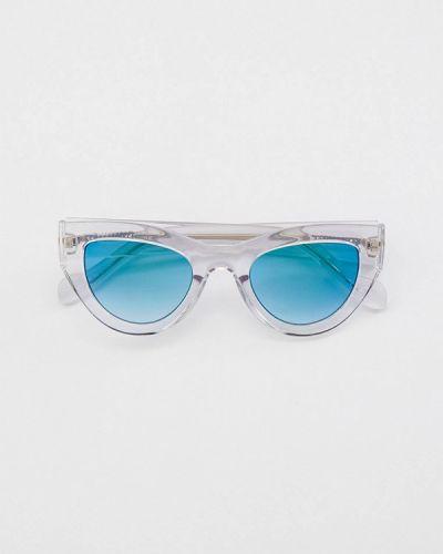 Солнцезащитные очки прозрачные Skinnydip