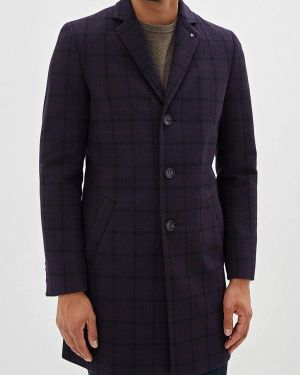 Пальто фиолетовый Berkytt