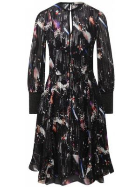 Платье мини с декольте на пуговицах Dorothee Schumacher
