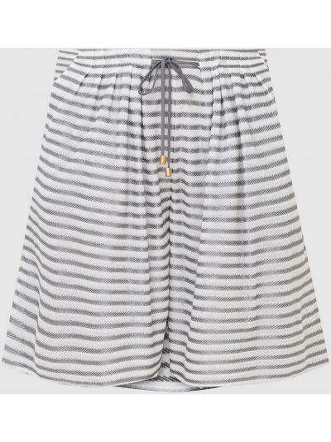 Серые шорты Armani
