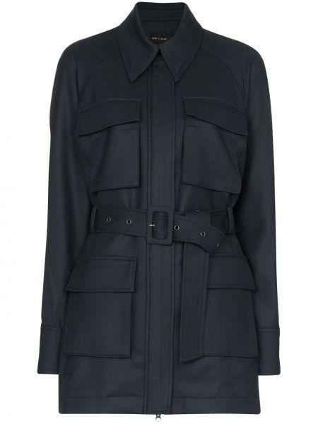 Синяя куртка Low Classic
