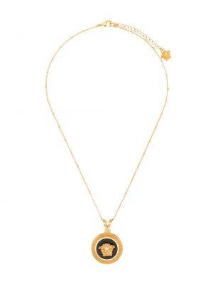 Wisiorka ze złota Versace