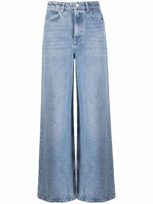 Синие джинсовые джинсы Ba&sh