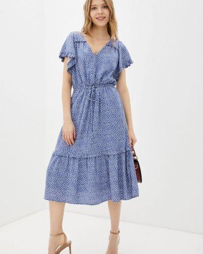 Повседневное синее платье Gap