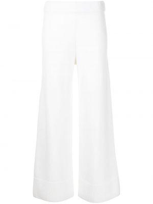 Шерстяные брюки - белые Snobby Sheep