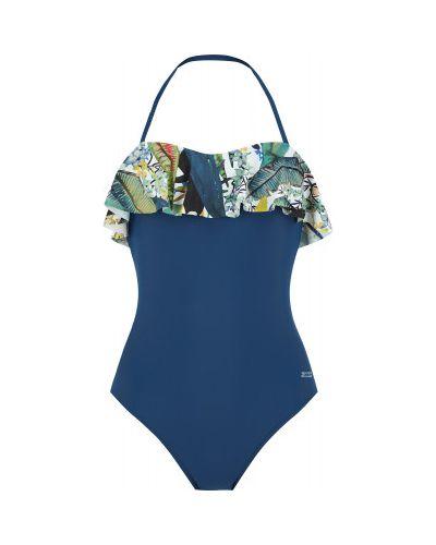 Спортивный купальник - зеленый Joss