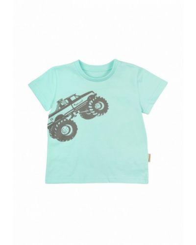 Бирюзовая рубашка Robinzon