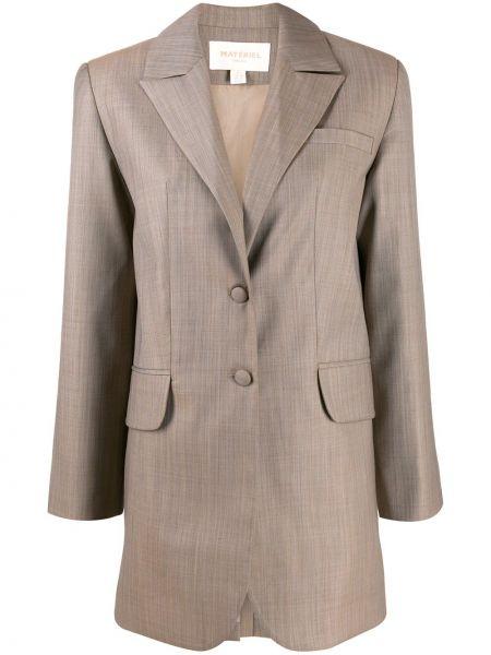 Классический пиджак с карманами Matériel