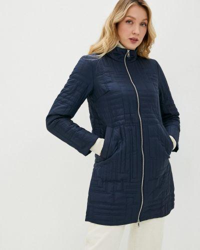 Утепленная синяя куртка Baon