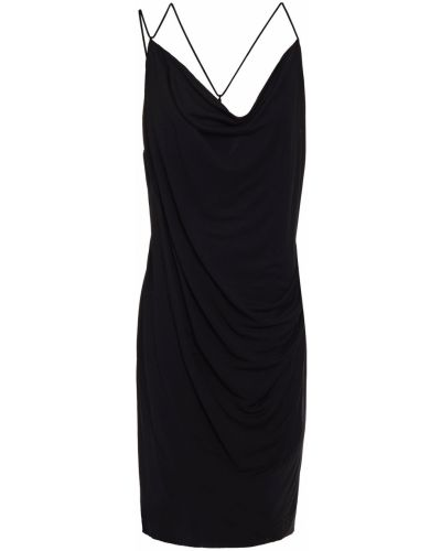 Sukienka mini - czarna Helmut Lang