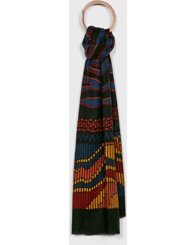 Черный шарф из джерси Desigual