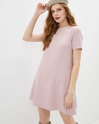 Повседневное розовое платье Blugirl Folies
