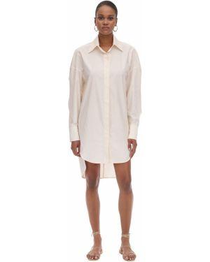Платье макси на пуговицах классическое Lautre Chose