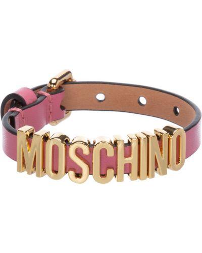 Bransoletka klamry Moschino