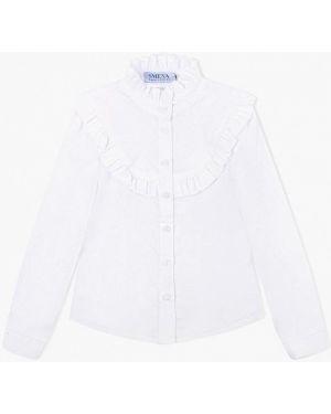 Блуза белая смена