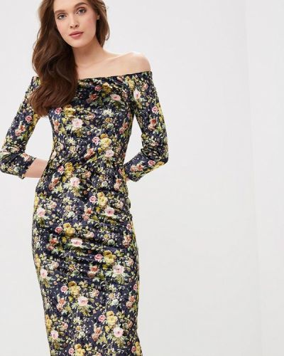 Платье с открытыми плечами весеннее Sartori Dodici