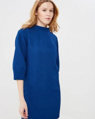 Вечернее платье - синее Astravita