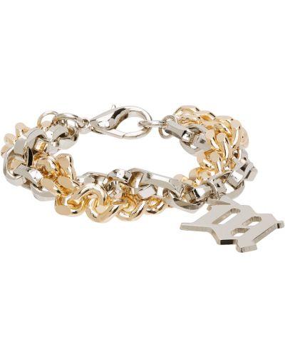 Złota bransoletka łańcuch Misbhv