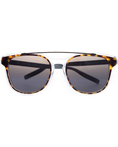 Солнцезащитные очки круглые металлические Dior (sunglasses) Men