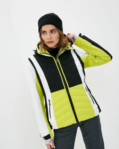 Куртка горнолыжная - желтая Luhta