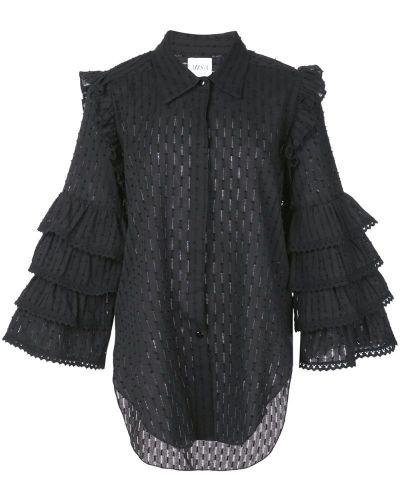 Рубашка с оборками Misa Los Angeles