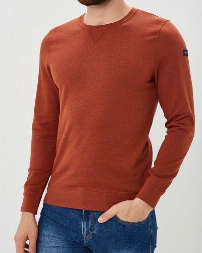 Оранжевый свитшот Tom Tailor